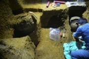Colombiedes tombes préhispaniques vieilles de plus de 2000 ans découvertes